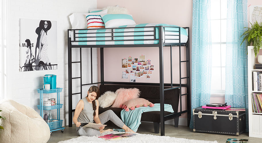 Build The Room Of Your Dreams, Easily U0026 Affordably. Find The Right Furniture  For. College Dorm Living