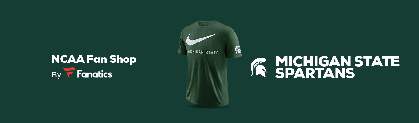 Michigan State Spartans Team Shop