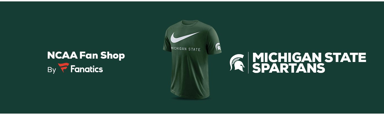 546cbb29 Michigan State Spartans Team Shop - Walmart.com
