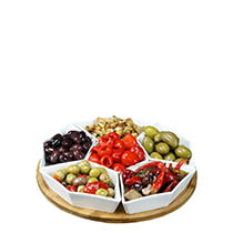 7pc Serving Tray