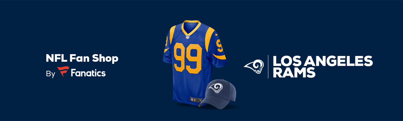 brand new f6942 5aa43 Los Angeles Rams Team Shop - Walmart.com