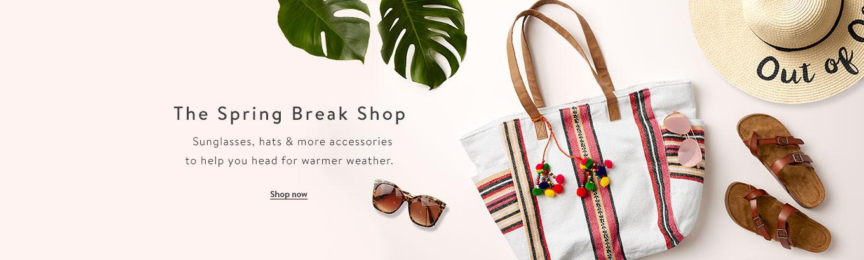 0525e6596bc8 The Spring Break Shop. Sunglasses