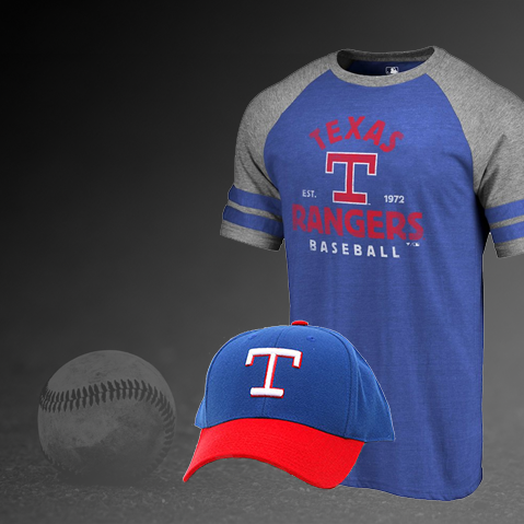 outlet store 1464a 47c7a Texas Rangers Vintage Collection