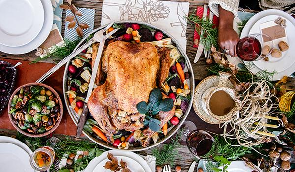 Easy thanksgiving menu recipes