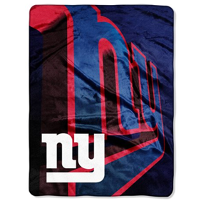 New York Giants Bedding & Blankets