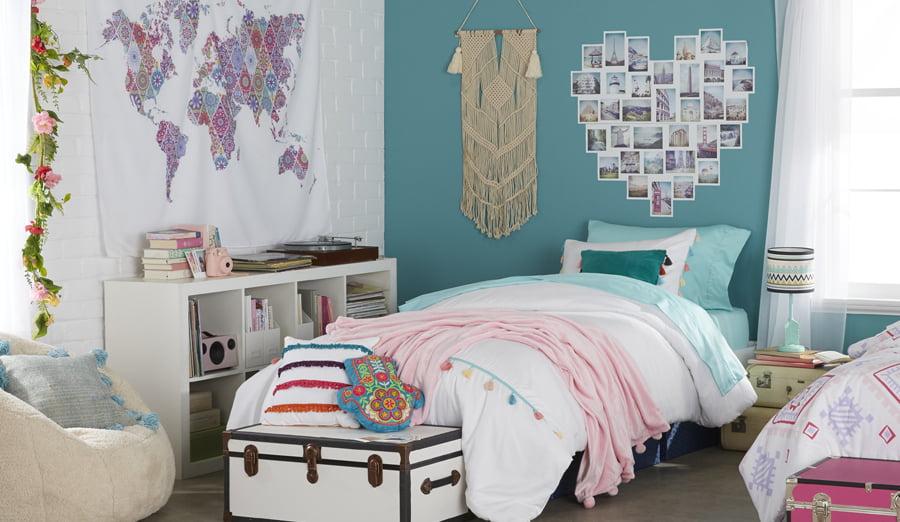 Remarkable 30 Brilliant Dorm Decor Picks From Buzzfeed Walmart Com Download Free Architecture Designs Saprecsunscenecom