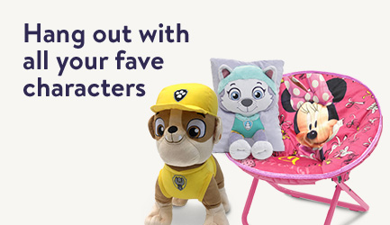 Hang out with all your favorite characters.