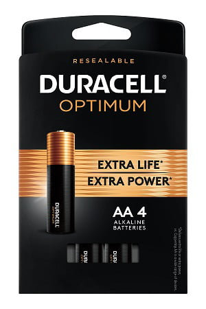 Shop New Batteries: Duracell Optimum