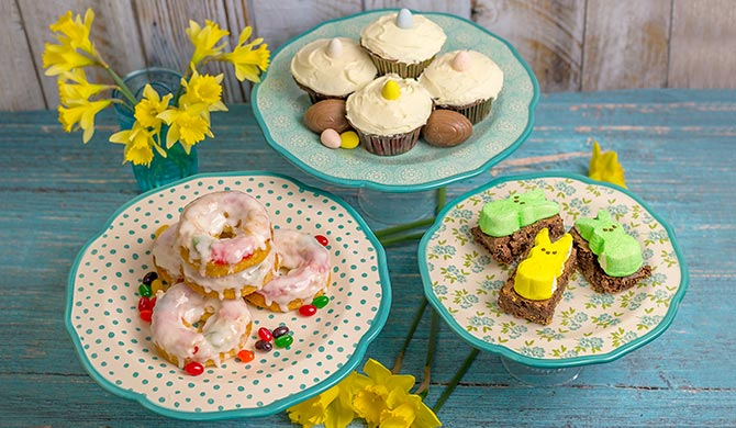 3 easy Easter dessert recipes made with candy