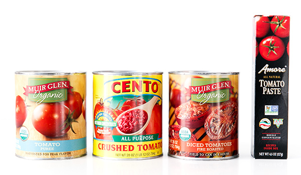 Pantry dishes ingredients | Canned Tomatoes