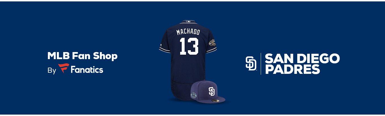 8ba0ee762b San Diego Padres Team Shop - Walmart.com