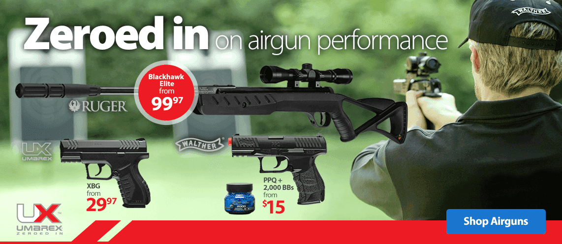 Zeroed in on airgun performance