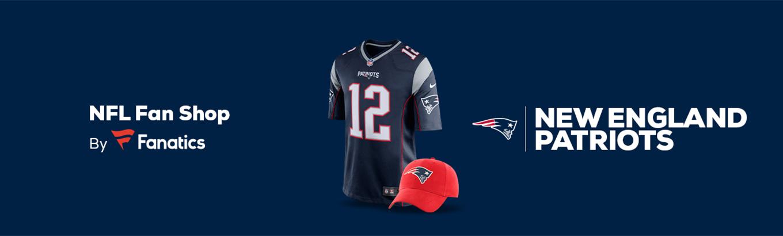 size 40 13987 8d30a New England Patriots Team Shop - Walmart.com