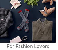 For Fashion Lovers