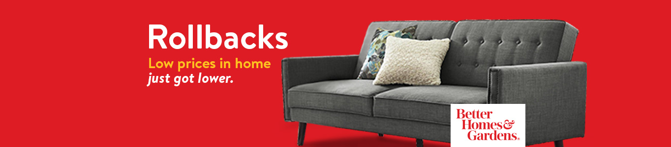 better homes and gardens rollbacks low prices in home just got lower - Home And Garden Furniture Collection