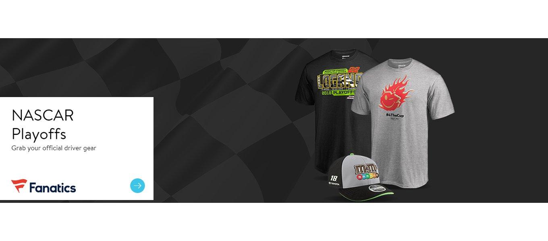 Nascar Playoffs Merchandise