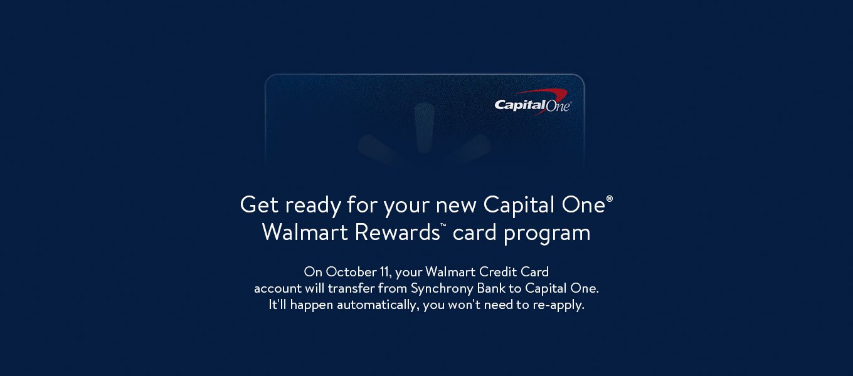 Walmart Credit Card Walmart Com >> Walmart Credit Card Transition Walmart Com