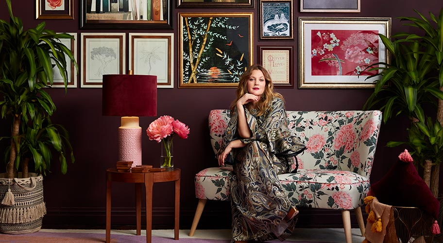 Introducing Drew Barrymore Flower Home