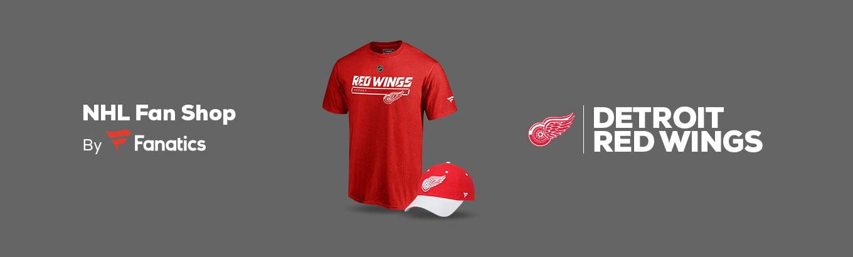 official photos ae650 5b61a Detroit Red Wings Team Shop - Walmart.com
