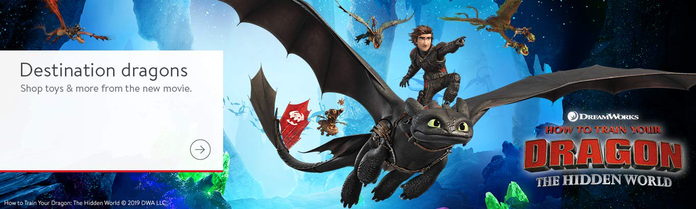 How to Train your Dragon - Walmart com