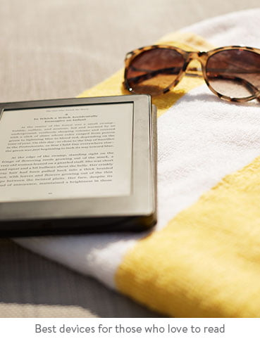 Best devices for those who love to read