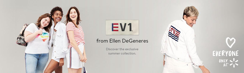 EV1 from Ellen DeGeneres Shop All - Walmart com