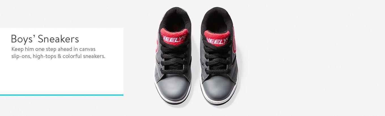 d527657ec118 Boys Sneakers   Athletic - Walmart.com