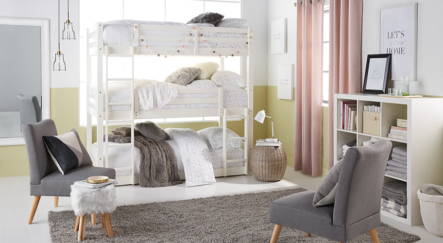 Simple To The Max. Give The Guest Room Some Love With Easy  Scandinavian Inspired
