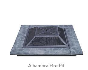 Alhambra Fire Pit