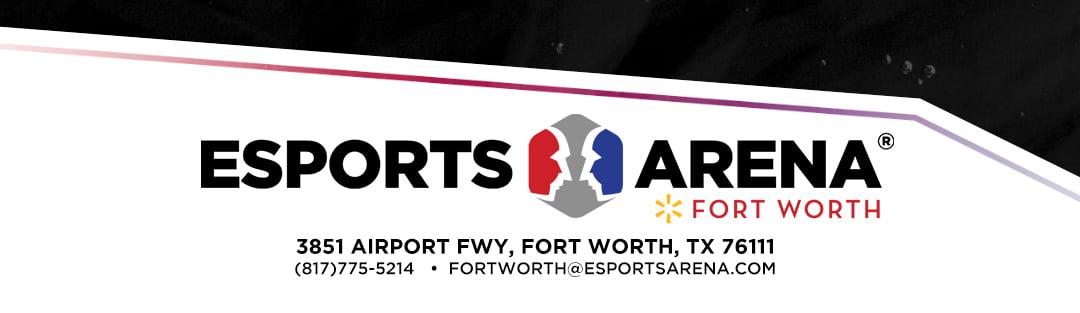 Esports Arena Fort Worth, TX