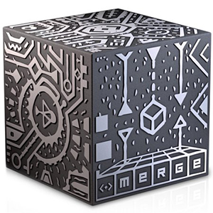 Merge Cube virtual reality cube - gaming device use with smartphone to create augmented reality games