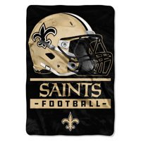 New Orleans Saints Bedding & Blankets