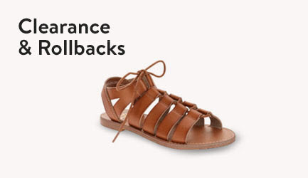 Clearance and Rollbacks