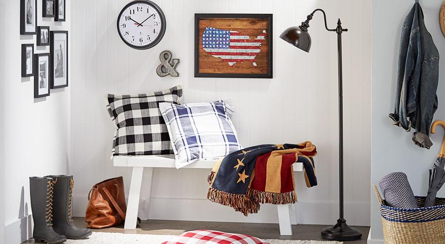 Shop Americana Decor