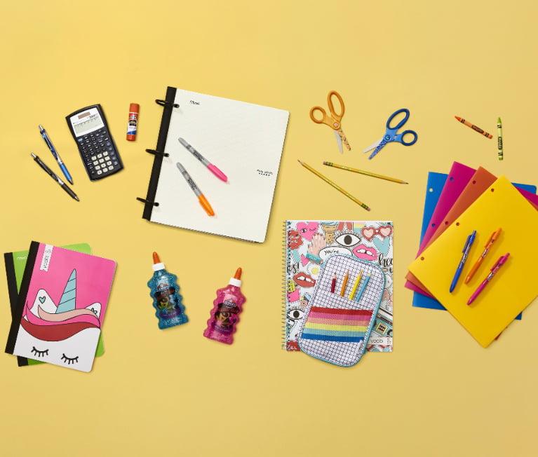 ceb1d68377a6 School Supplies - Walmart.com