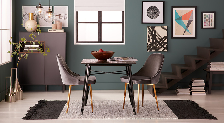 Create A Sleek, Minimal Look In Your Dining Room With Modern