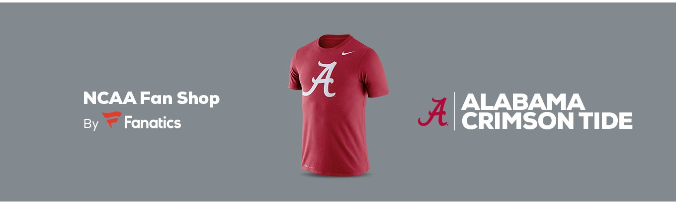 reputable site 8b922 2d4bf Alabama Crimson Tide Team Shop - Walmart.com
