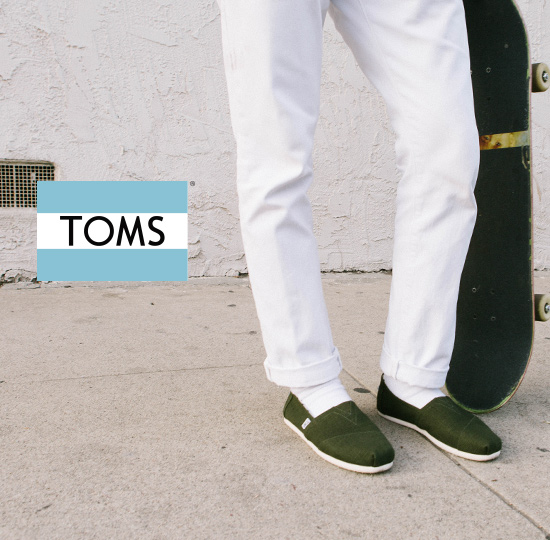 Now at Walmart.com. Toms. Shop men's shoes.