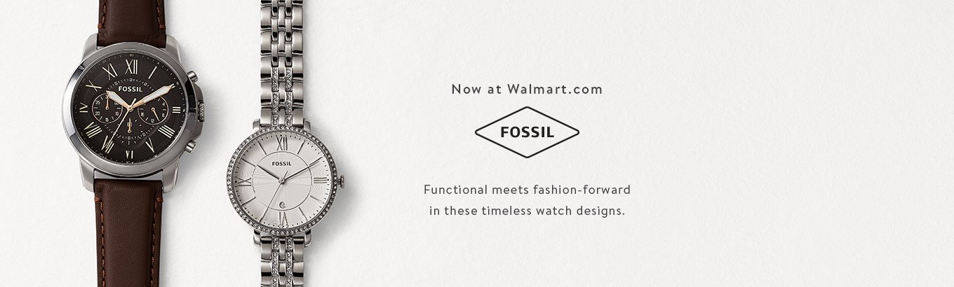 6f92be5bf8e0 Fossil Watches - Walmart.com
