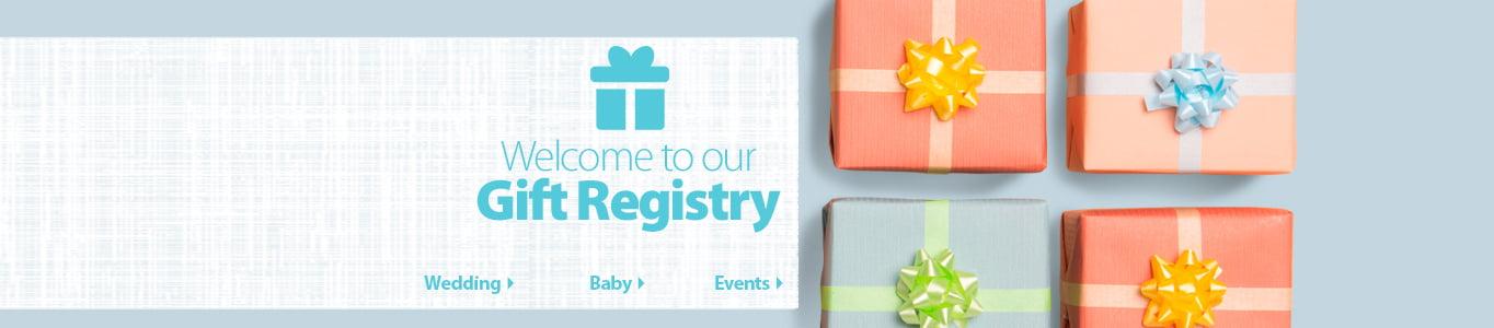 Gift Registry Walmart