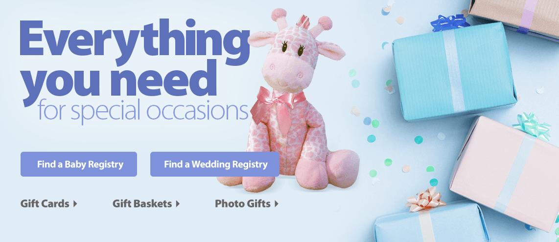 Walmart Wedding Registry: Gifts & Registry
