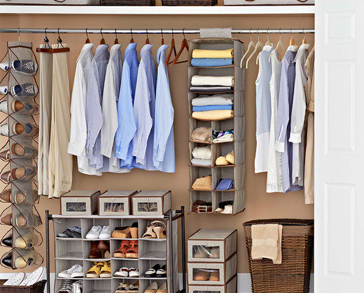 5 Tips For A More Organized Closet