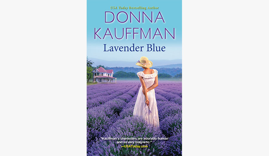 Donna Kauffman - Lavender Blue book cover