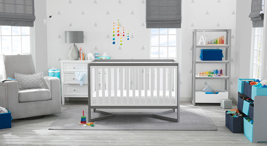 Gender Neutral Nursery Welcome Baby
