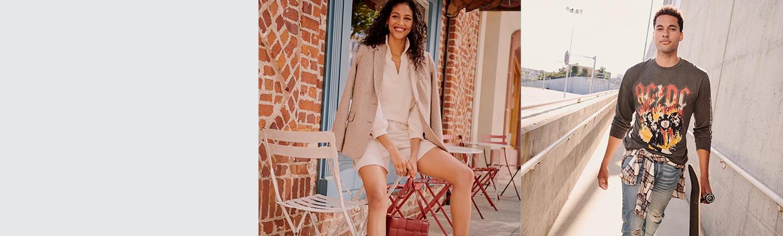 Walmart Coupons - Women's Fall fashion edit starting at just $8.99