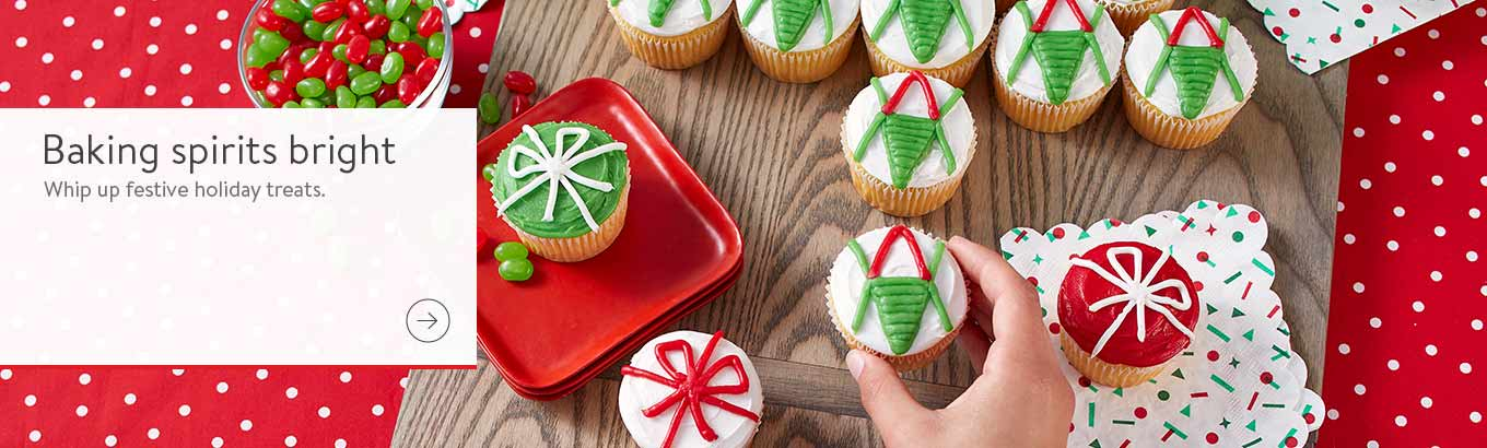 Holiday Decorative Baking