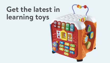 Get the latest in learning toys