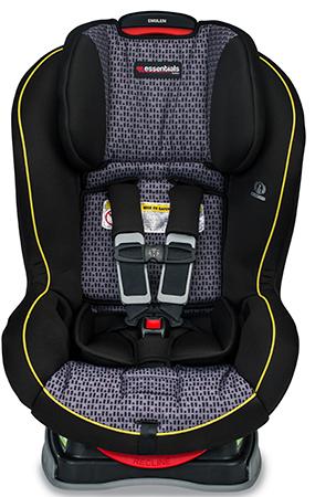 Essentials by Britax Emblem Convertible Car Seat, Pulse