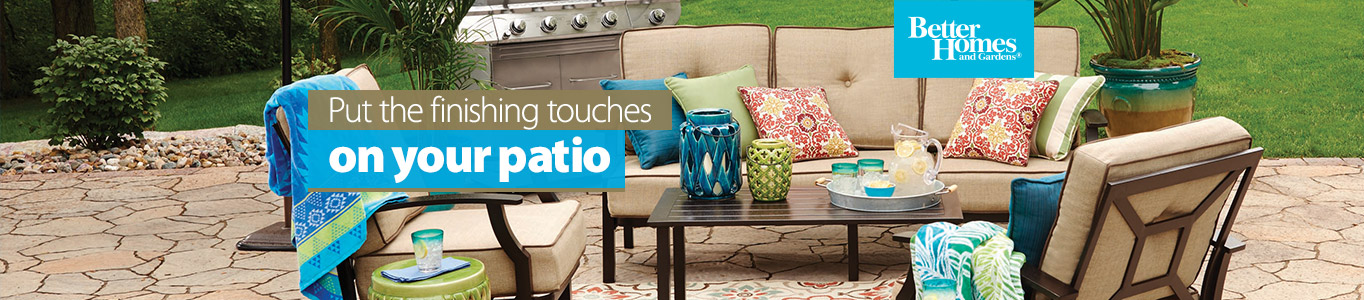 Patio & outdoor decor   walmart.com