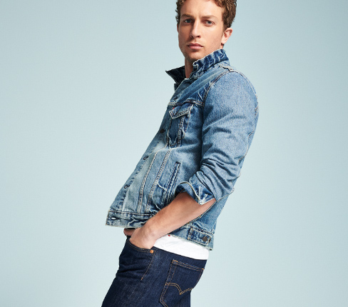 Denim for him. Top styles & trends from $10